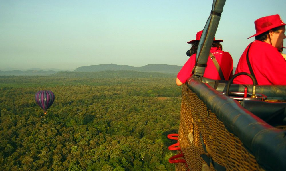 Hot Air Ballooning Tours