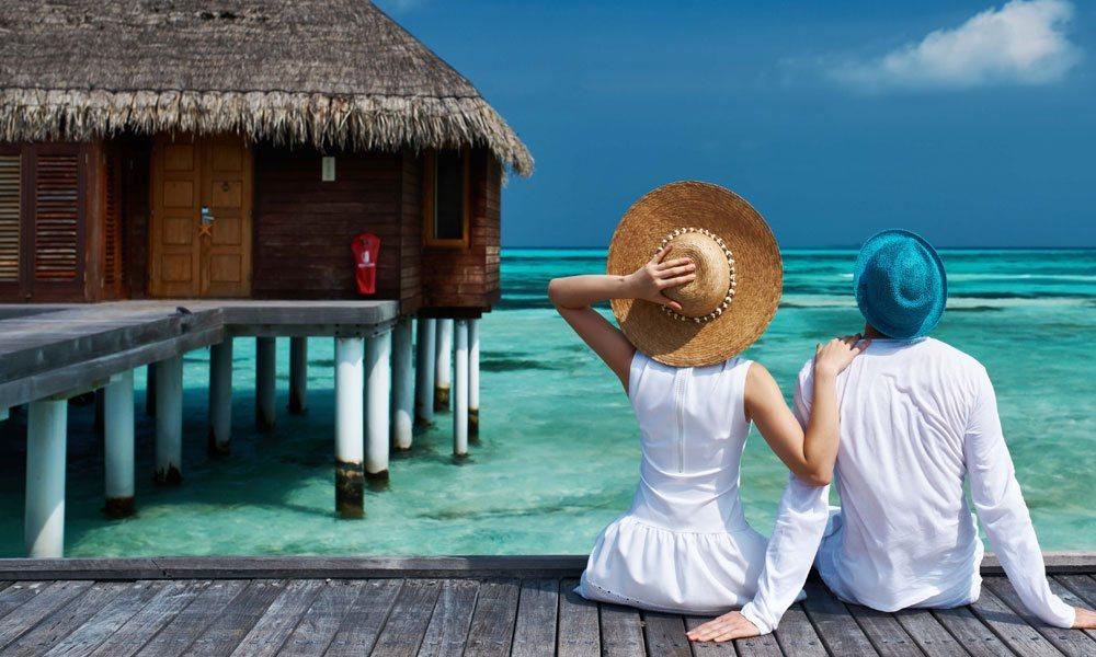 The Maldives Honeymoon